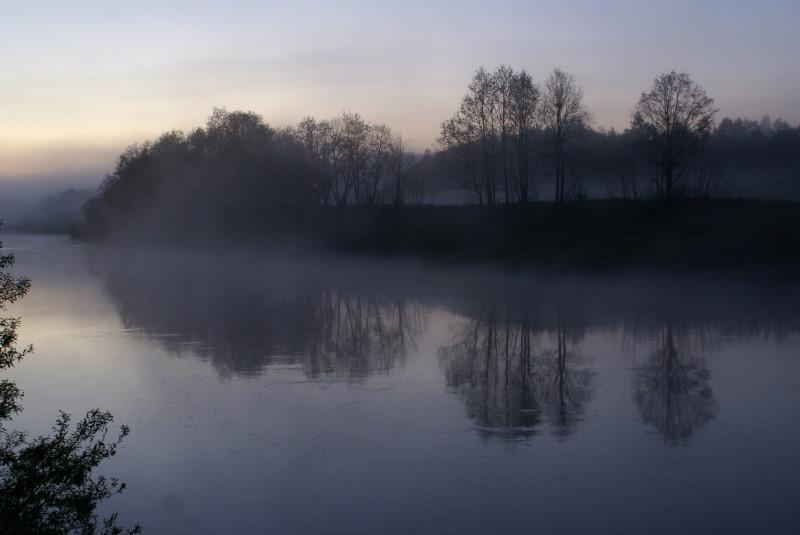 Река Сить. Вологодская область