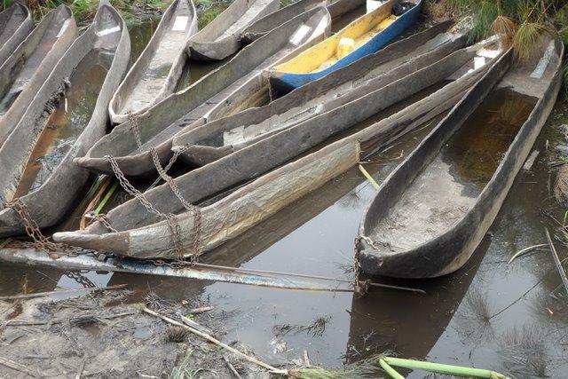 как делают лодки долбленки видео